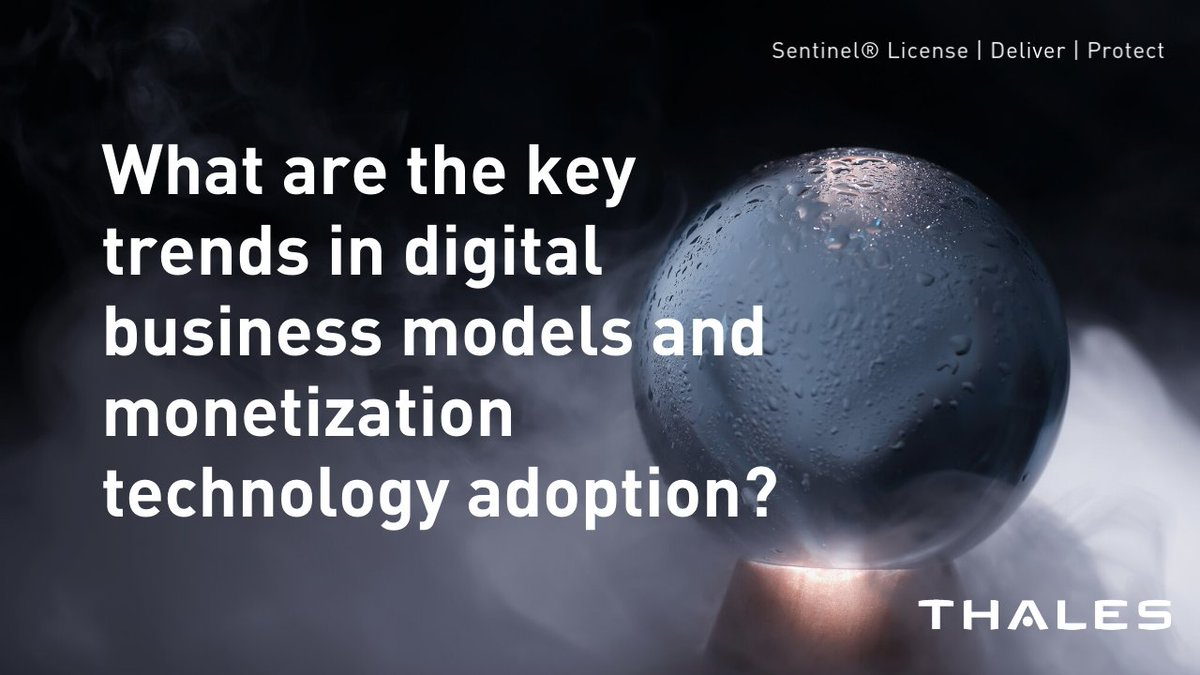 As #SaaS based #monetization apps mature to automate workloads,  financial professionals can focus more on strategy. Thales and @IDC take a look at what that that means for business models in 2020 and beyond. https://t.co/MlfbAszWf0 https://t.co/MwaR50LcbG