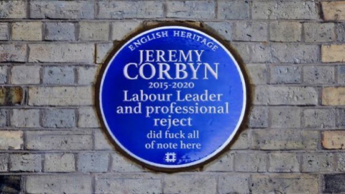 #JeremyCorbyn  Jeremy Corbyn has been suspended from the Labour Party. The biggest Brexiteer ever who spent the last 3 years trying to stop Brexit. Hates Israel more than anybody in the world 🌎. https://t.co/7fRkT96sS9