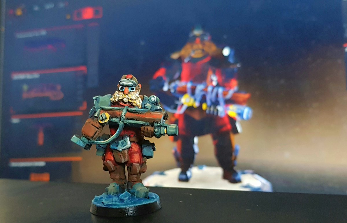 engie's miniature,created from scratch  @JoinDeepRock #JoinDeepRock #DeepRockGalactic #rockandstone https://t.co/wOewF7t9Zx