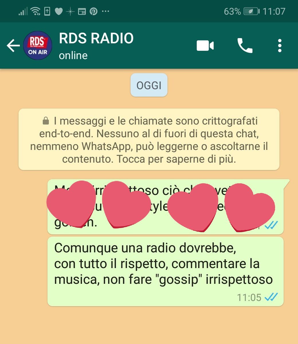 #rdsisoverparty
