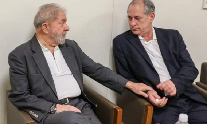 Lula e Ciro voltam a conversar