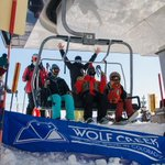 Image for the Tweet beginning: Wolf Creek #ski resort in
