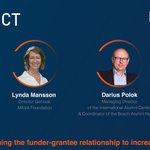 Image for the Tweet beginning: 👥 Virtual Summit on Impact