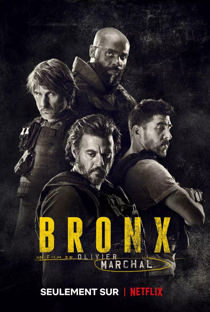 BRONX 🎬🎥🧨 On se voit demain sur @NetflixFR  pour le nouveau film de Olivier Marchal 🔥🔥🔥🔥🔥🔥🔥🔥🔥🔥🔥🔥 #bigkaaris #chefbandit #guerredesgangs #chaudbouillant🔥 https://t.co/PzHrBkrMwC