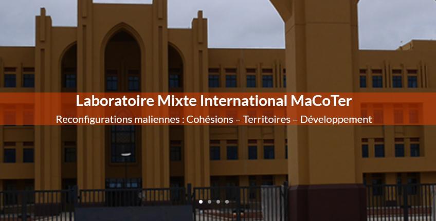 [Recherche] Mobiliser les #SHS pour comprendre les cohésions sociales et la construction historique des territoires au #Mali, c'est l'enjeu du Laboratoire mixte international (LMI) #MaCoTer ! Avec la participation de chercheurs de l'EHESS ➡️Plus d'info sur https://t.co/eDSEyUVzS2 https://t.co/MOYysA0tpj