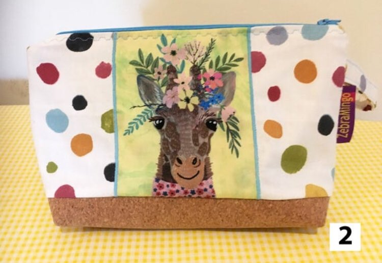 Hello #elevenseshour! I am NEW 😄 Excited to share this item from my #etsy shop: Washbag with waterproof lining and cor base- Safari theme https://t.co/41PDyfWo8Z  #giraffe #thursdaymorning https://t.co/HUIisjiPho