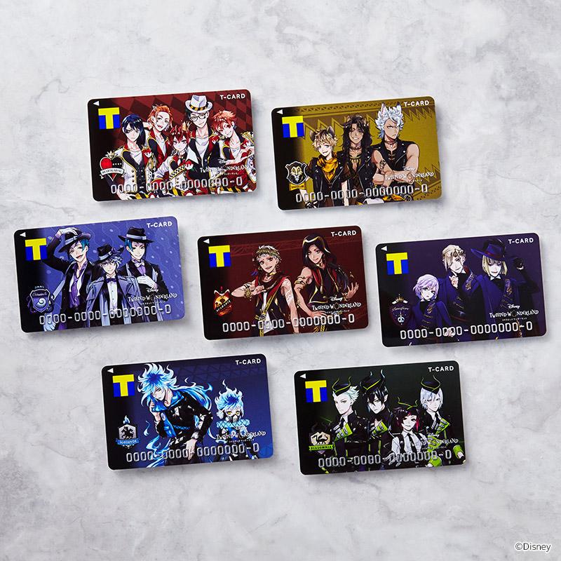 T カード ツイステ 【公式】ショップディズニー