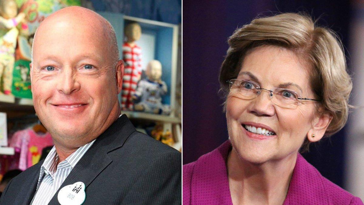 Bob Chapek Responds to Senator Warren's Letter, Still Gives No Explanation on How Disney Restored Senior Executive Pay Amidst Mass Cast Member Layoffs  https://t.co/LM9I5IsQrj https://t.co/pOKDSh4JDF