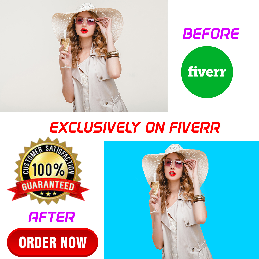 I will do quickly remove background from image perfectly.     https://t.co/1vmriHbfVf  #BackgroundRemoval #backgroundremove #whitebackground #transparent #greenscreenbackground #clippingpath #cutout #retouching #colorcorrection #resizing #Filter https://t.co/ZuxhTkFzhc