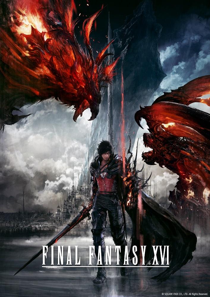 Nuevas ilustraciones de 'Final Fantasy XVI'; se revelan nuevos detalles