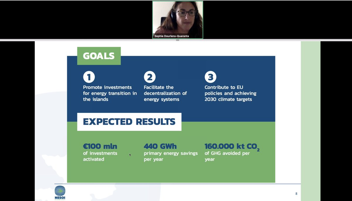 Check out the goals of  @nesoi_energy!