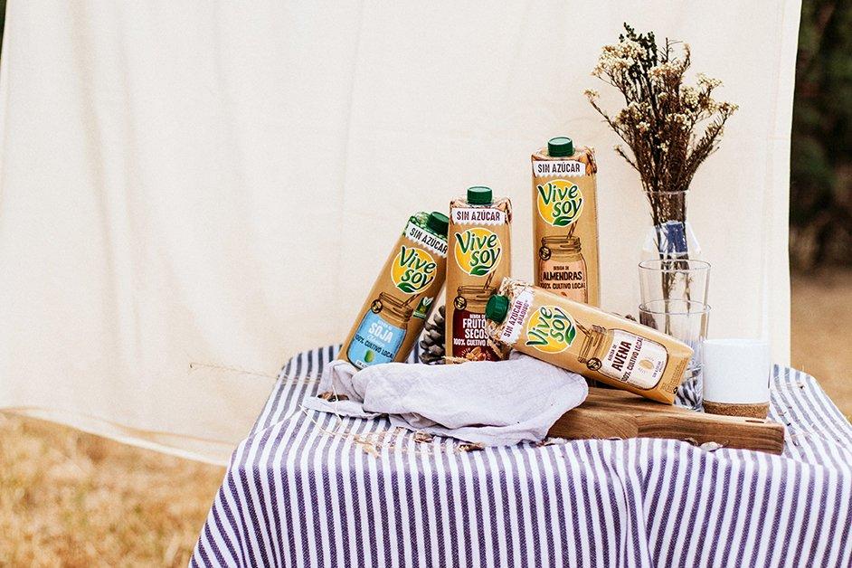 .@vivesoy de @Pascual presenta sus nuevas #bebidas vegetales sin #azúcar https://t.co/iWTfwZrY8L https://t.co/kO8OrnDLO1