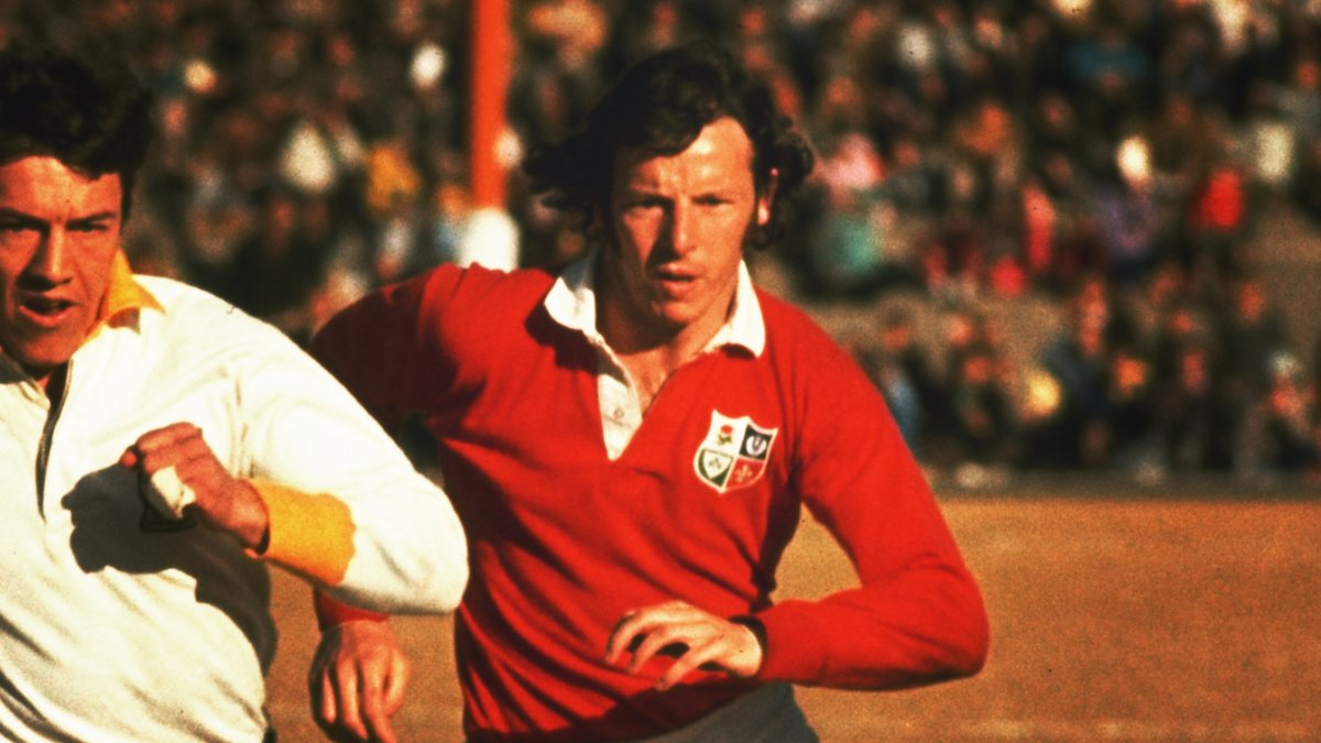 test Twitter Media - One of the best to ever represent @WelshRugbyUnion and @lionsofficial 🏴  Rest In Peace, J.J. Williams https://t.co/iqfXbFMFNW