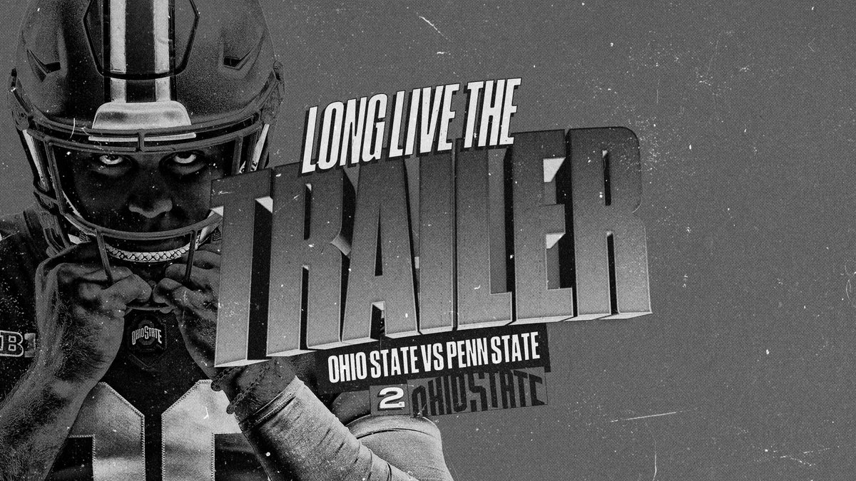 #PennState trailer is 🔥