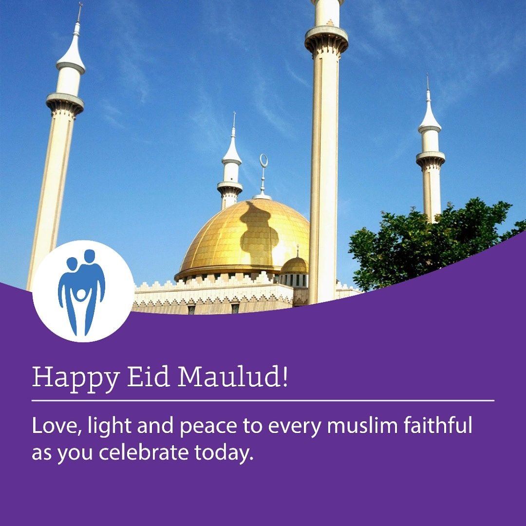 Love, light & peace to every muslim faithful as you celebrate today and always. https://t.co/PH40x4PC9Z