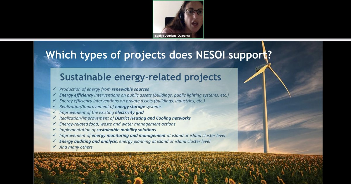 If you have a project that fit these categories you are on time to apply  @nesoi_energy!