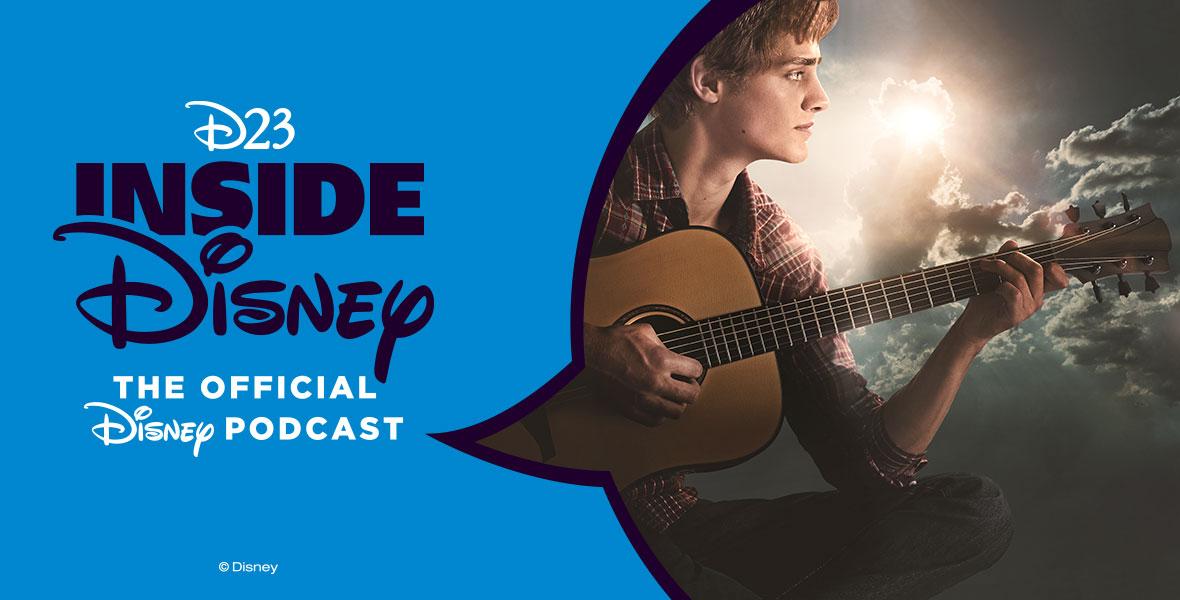 NEW: Go behind the inspirational #CloudsMovie  with director @JustinBaldoni and star @FinArgus: https://t.co/hmmSwf40Dy Spotify: https://t.co/AMQLO0r39R Apple: https://t.co/x9Tlf6U2gX #D23InsideDisney #DisneyPlus https://t.co/3rfAQyImd8