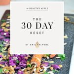 Image for the Tweet beginning: The 30 Day Reset:   #detox