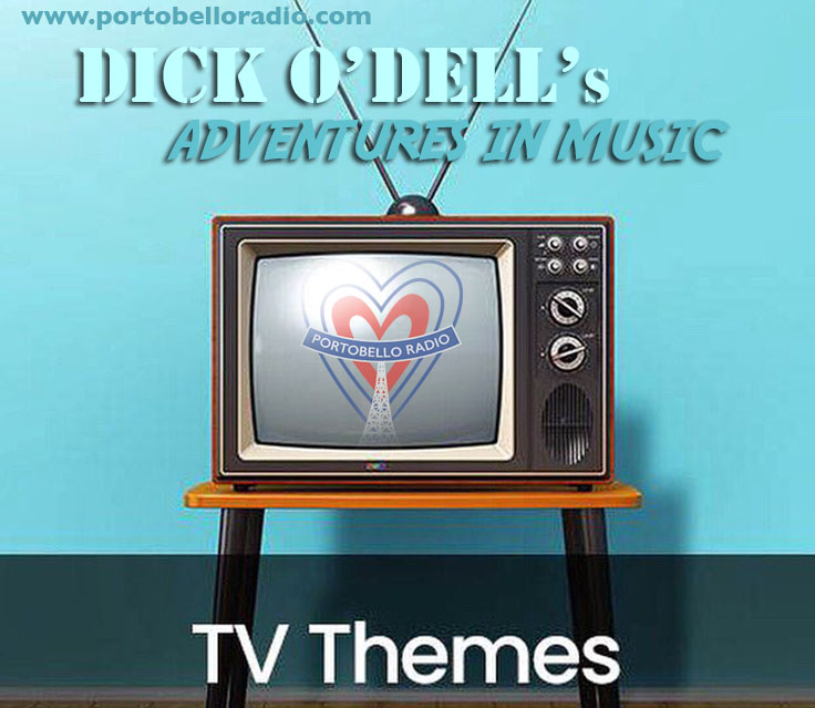 Join @dickodell1 on Sunday 10:00hrsUK with @Woodentopian & Tansy McNally on https://t.co/wXQxYrqeHT 📺 TV themes. A veritable orgy of nostalgia! Tune in, turn on, wallow!  #music #history #culture #tv #sundayvibes https://t.co/ppmE66pjHE