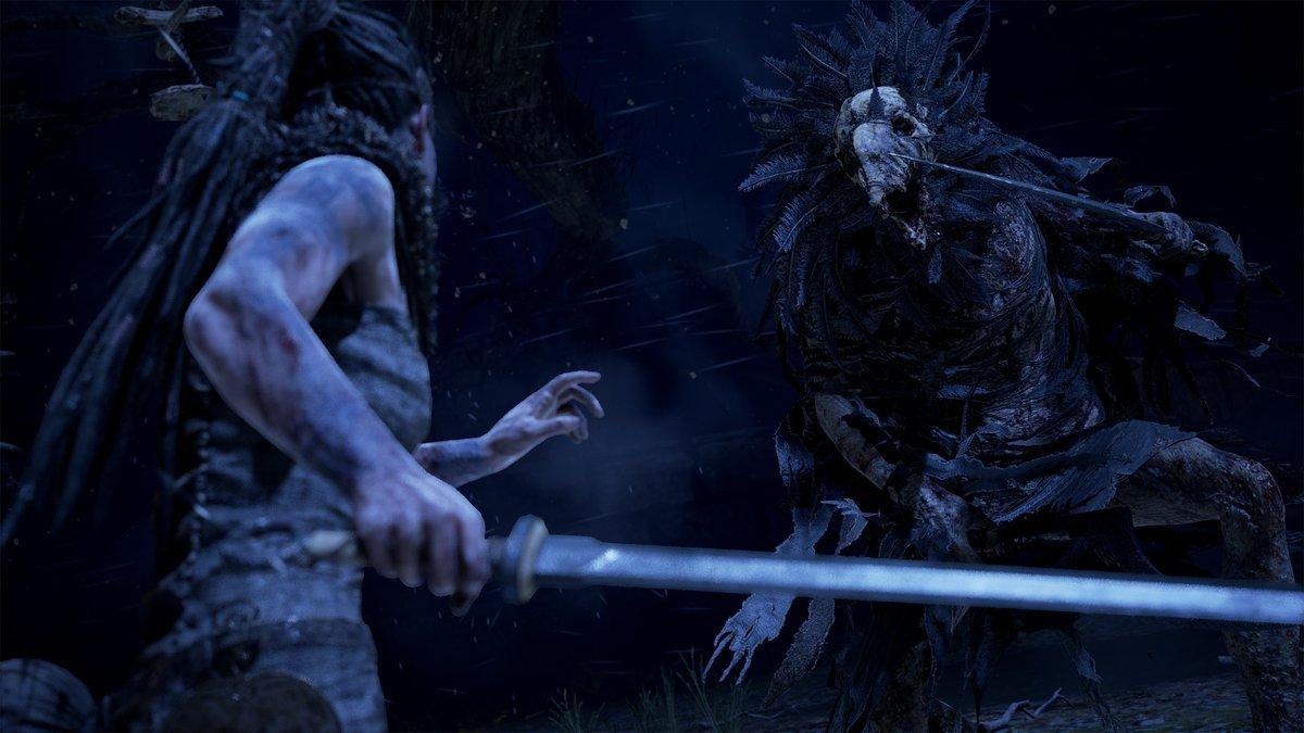 Hellblade: Senua's Sacrifice is $7.49 on Steam 2