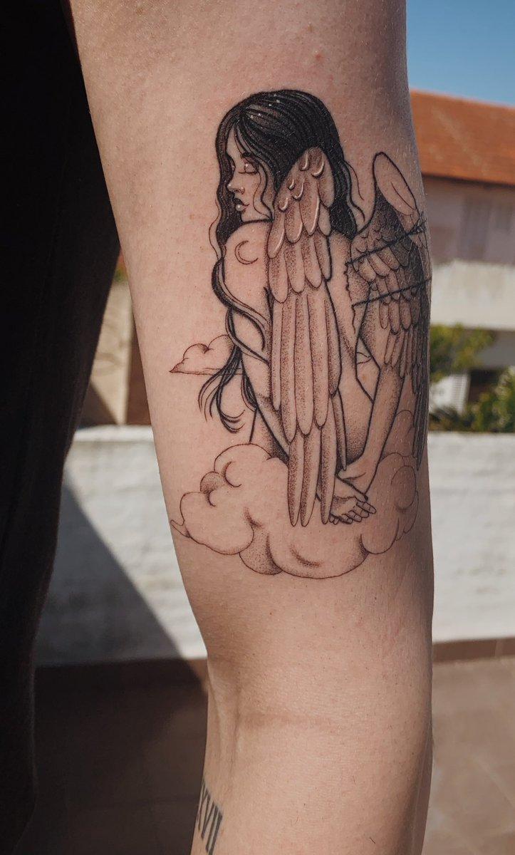 me tatué a @camila_cabello si