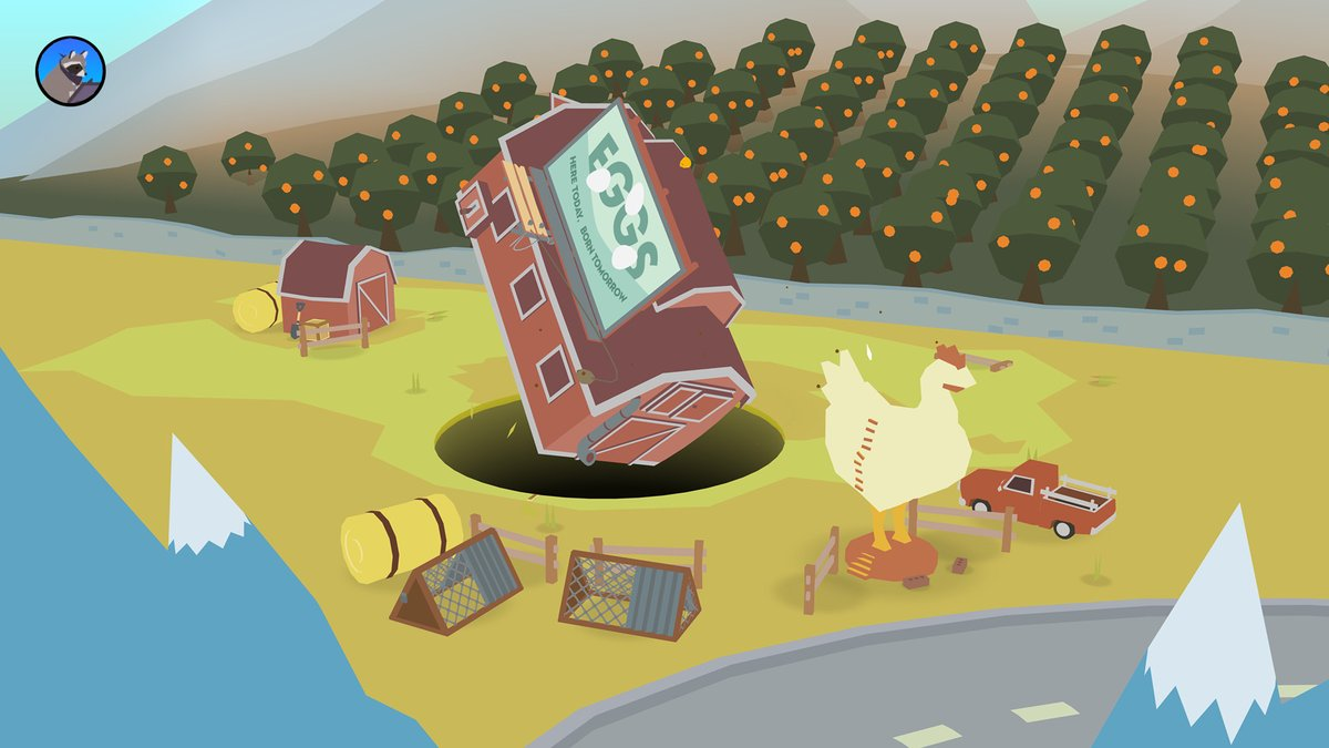 Donut County is $5.19 on Steam