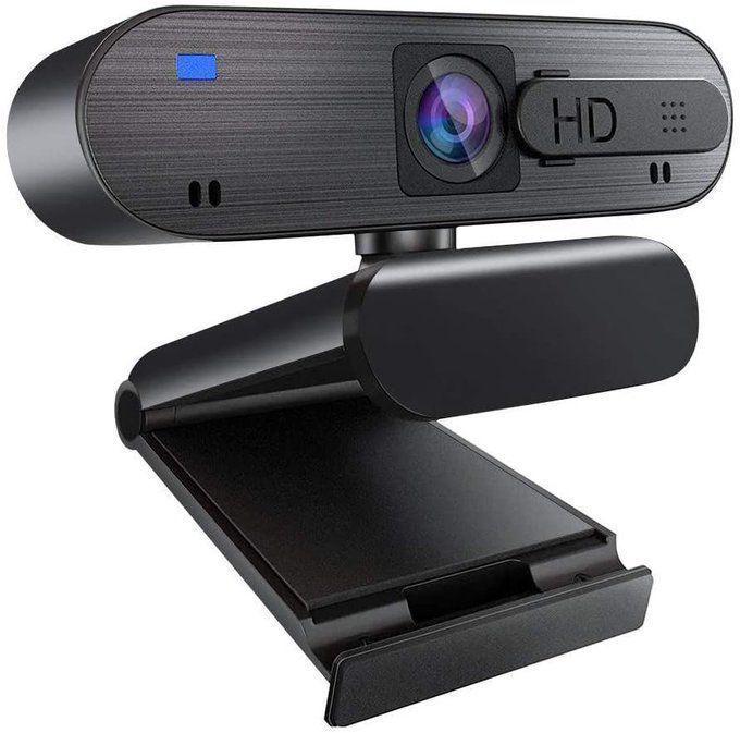 1080p Webcam, $19.99!  Use promo code; BLK37ZXB  2