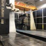Image for the Tweet beginning: Large Core, finish machining.