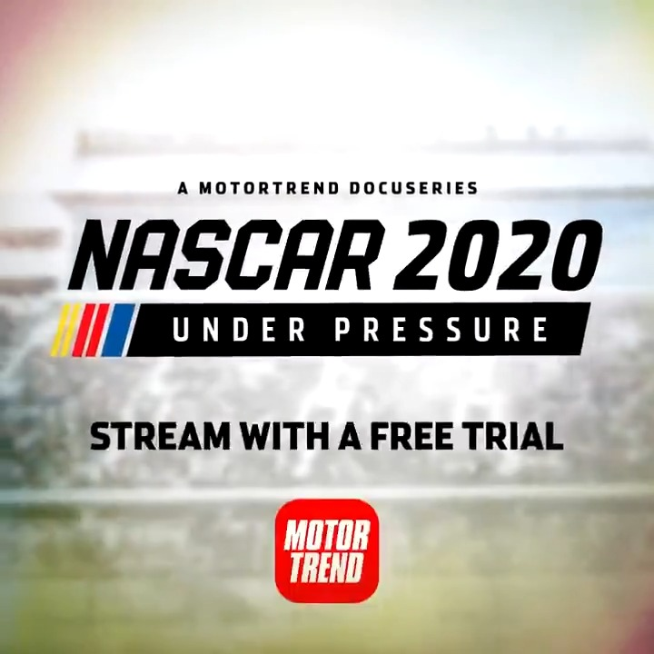 #NASCAR returns with a new MotorTrend docuseries! Stream the Series Premiere of NASCAR 2020: Under Pressure NOW on the MotorTrend App!  👉   #NASCAR2020UnderPressure @NASCAR