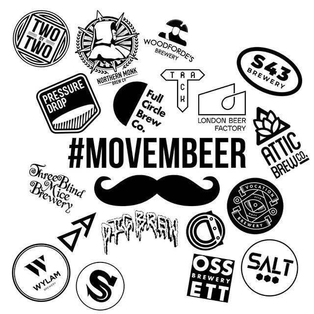 Welcome to '#Movembeer'. Throughout October we've been announcing all the fantastic breweries that have kindly and generously donated towards our cause. To which you guys have the chance of winning 🔥  Day 18 - @sirencraftbrew  #Ale #Beer #BeerLover #CraftBeer  #RealAle #Charity https://t.co/MJIRWdhA6C