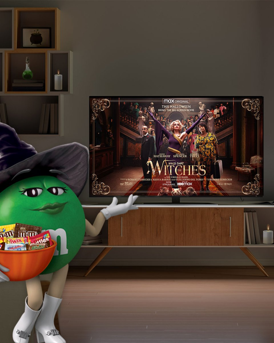 #Sweepstakes Halloween isn't complete without a treat and maybe a witch or two. 😉 Retweet for a chance to win a $50 Digital Visa gift card to get your fav movie night treats!   No Purch. Nec 50 US/DC 18+. Ends 10/29/20 11:59pm. Rules: https://t.co/al91Tx6N19 @wbpictures https://t.co/5L7HA7mk1p