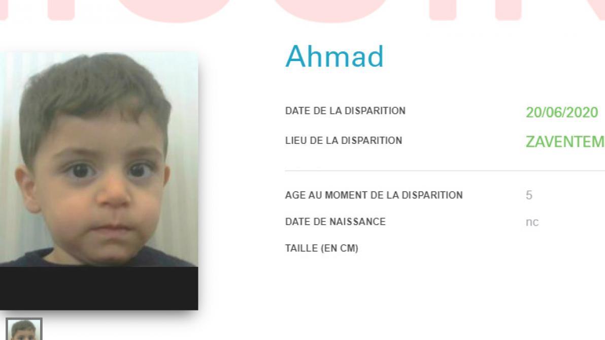 Un enfant de cinq ans porté disparu après son arrivée à Brussels Airport lesoir.be/334702/article…