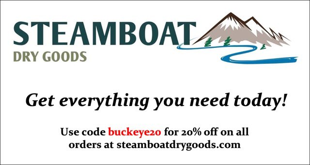 Today we welcome @MTsteamboat as the newest member of the Scoop Family! Check them out today at steamboatdrygoods.com and use code buckeye20 at checkout for a limited time discount this football season! buckeyescoop.com/forums/1708/di…