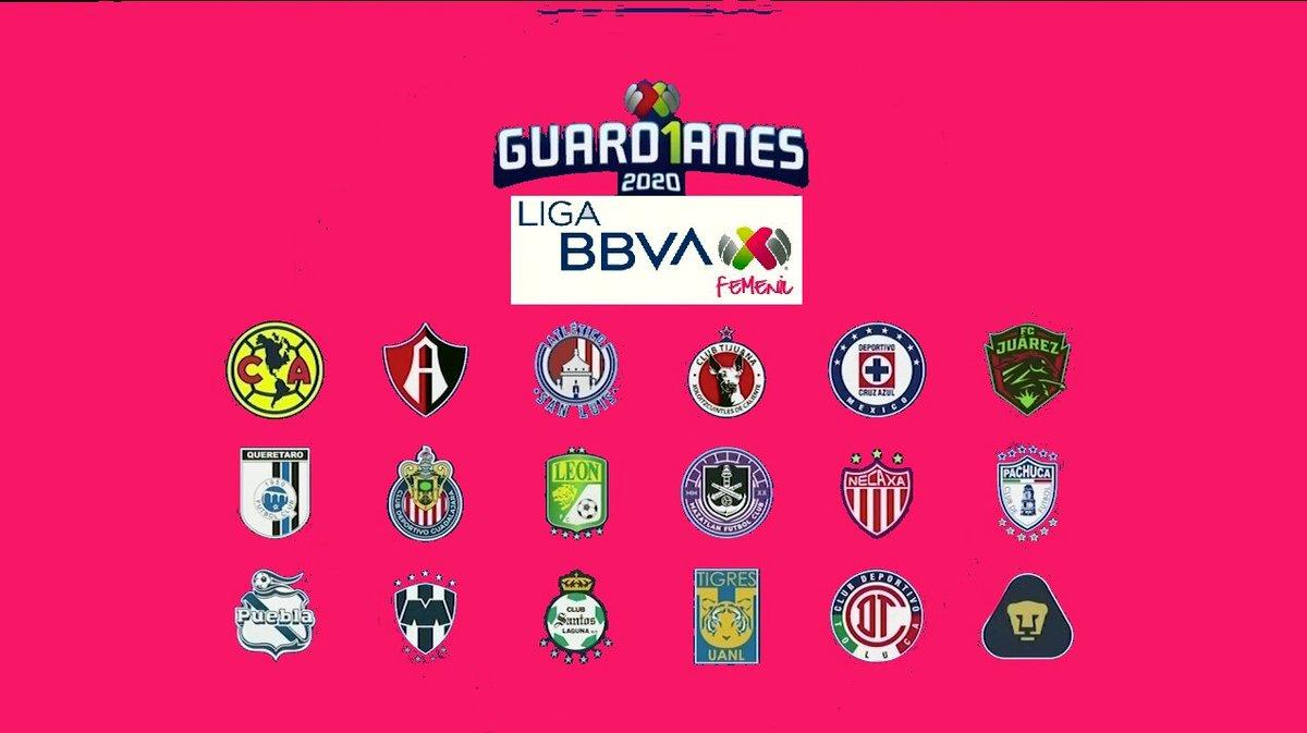 Blog de palma2mex : Jornada 13 Liga Femenil Torneo Guard1anes 2020 https://t.co/ZtQbDIO9y3  Jornada 13.- jueves: León vs Querétaro – sábado: Mazatlán vs Cruz Azul – Toluca vs Atlas – Domingo: Puebla vs Tigres – Necaxa vs Santos – lunes: Chivas vs Pachuca – FC. Juárez vs América – https://t.co/20RTyF10xC