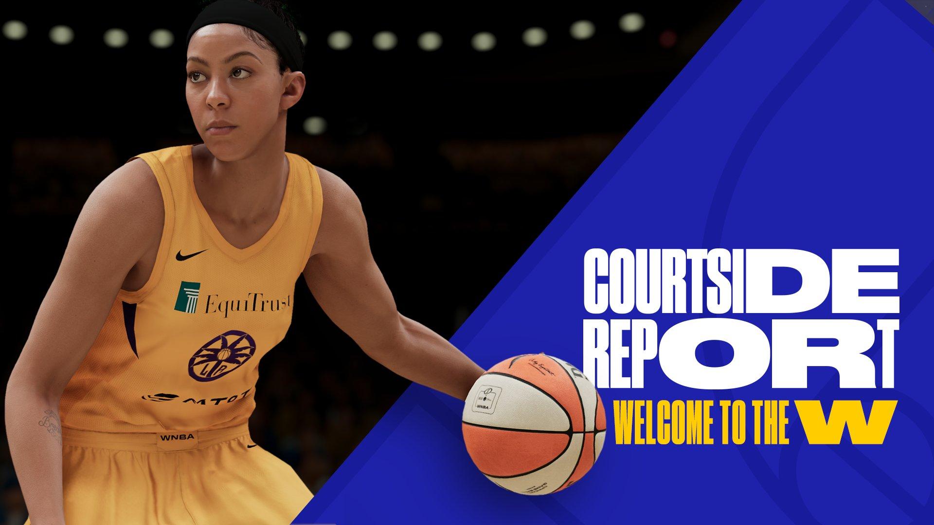 NBA 2k21 WNBA