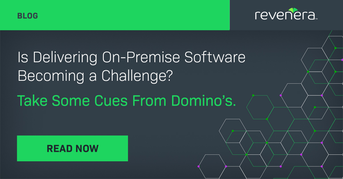 """Software delivery and pizza delivery are totally different, right? Not so fast - @dominos (the """"ecommerce company that sells pizza"""") has some lessons for on-premise software suppliers. #software #monetization #models  https://t.co/SHmBs9u622 https://t.co/r6Ec22D0kn"""