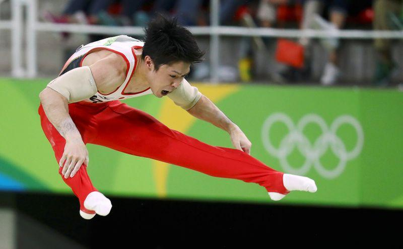 Olympics: Japanese gymnast Uchimura tests positive for COVID-19 ahead of key meet https://t.co/2rKsI5ZRfy https://t.co/kDMvsWhc6N