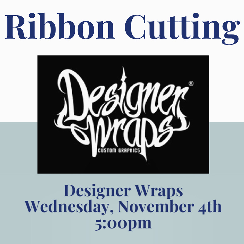 Ribbon Cutting for Designer Wraps! . . . #ribboncutting #smallbusiness #lakenorman #mooresville #advertising #marketing #trending #cars #graphicdesign #cars #carwraps #supportlocalbusiness #chamberofcommerce #ThursdayThoughts https://t.co/NVRc2cVvbu