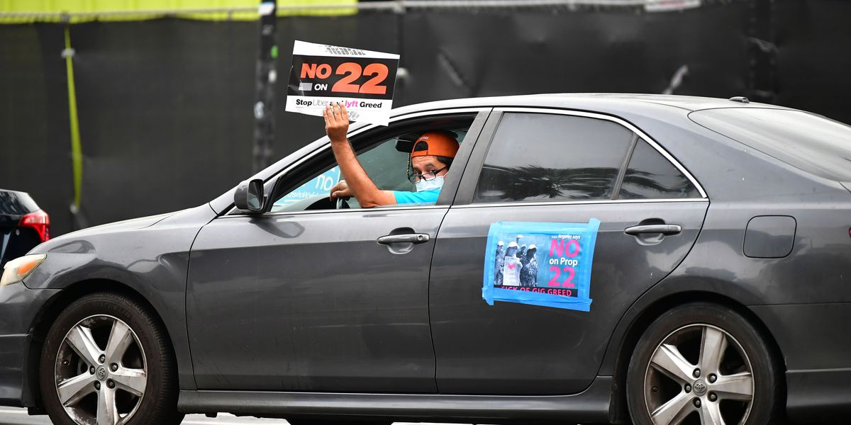 Breaking: Uber can continue to push pro-Prop 22 messages at drivers in its app, court says https://t.co/UuxuJEdQLd #icymi #socialmedia #trending https://t.co/4QtMlqC6Za