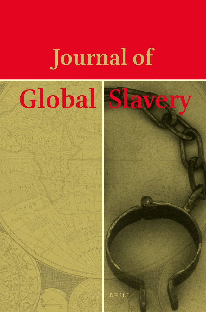 """Pleased to share my new article, """"Yesterday is not Gone: Memories of #Slavery in #Zanzibar & #Oman in Memoirs, #Fiction & #Film,"""" in the Journal of Global Slavery https://t.co/8zOUe4j90y @JournalSlavery @Brill_History @Brill_Social @Brill_Law #abolition #gender #history #memory https://t.co/wvUUvSZlts"""