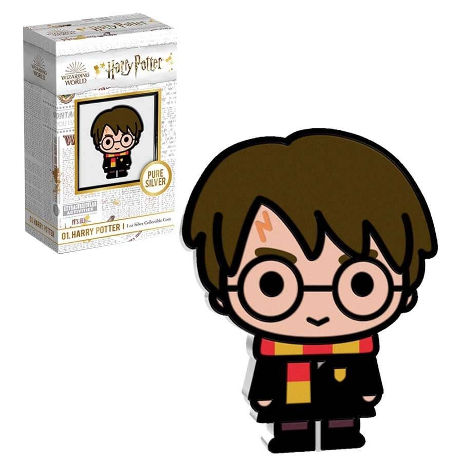 The #GoldenTrio, #HarryPotter #silver #chibi coins are now available from #Bullion Exchanges! Collect them all for a magical collection. Perhaps it is time to start #holidayshopping already 😉  ⚡️- https://t.co/DKNrI2Igbf 🧙‍♀️ - https://t.co/KBRcQRyxQ4 🧙 - https://t.co/MRm2v7Ijib https://t.co/MqdjzJkQ9v