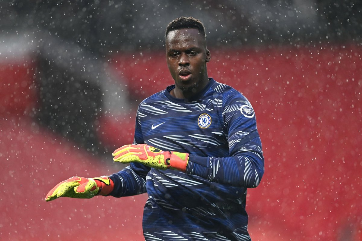 Let's get this out of the way this guy is not competition for lord #Kepa he is his replacement #ChelseaFC #UCL #Mendy https://t.co/gTHcRuBOkd