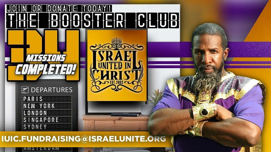Join the #BoosterClub today! It's easy email us at IUIC.Fundraising@Israelunite.org Donate via PayPal to IUIC.Fundraising@Israelunite.org #IUIC #southeastsd #loganheightscdc #loganheights #chicanopark #barriologan #chulavista #nickcannon #reggiebush #faizonlove #andraday https://t.co/0tFalLKeU6