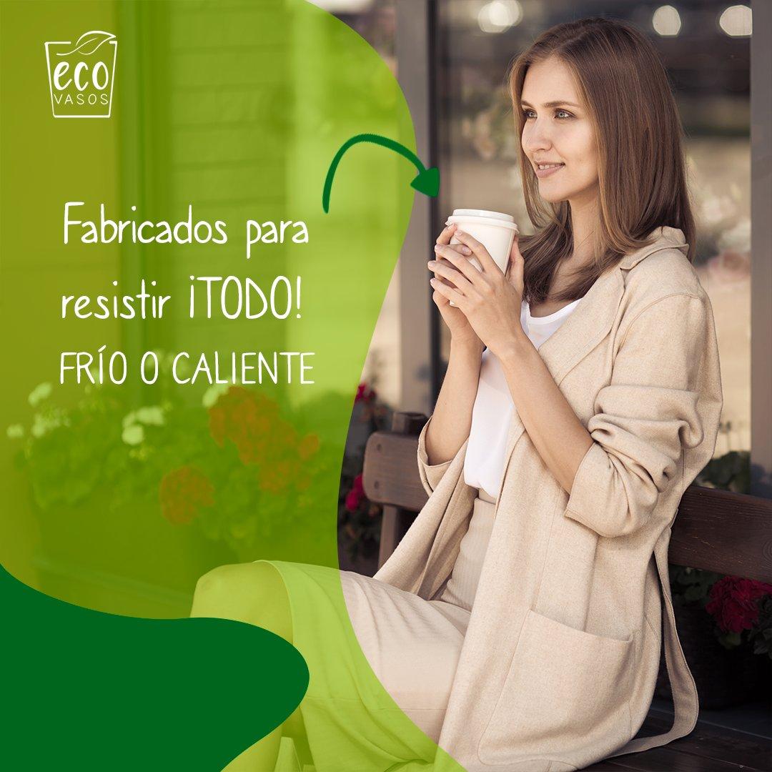 ¡#Ecovasos es perfecto para #bebidas frías y calientes! Nuestros #vasos de #papel tienen una cubierta que impide la perdida de firmeza, mientras disfrutas tus bebidas.  ¡Cotiza hoy mismo!  ☎️ (477) 217 47 30 📩 ventas@ecovasos.com.mx 💻 https://t.co/1trSz5dVTR https://t.co/JysCdruuIL