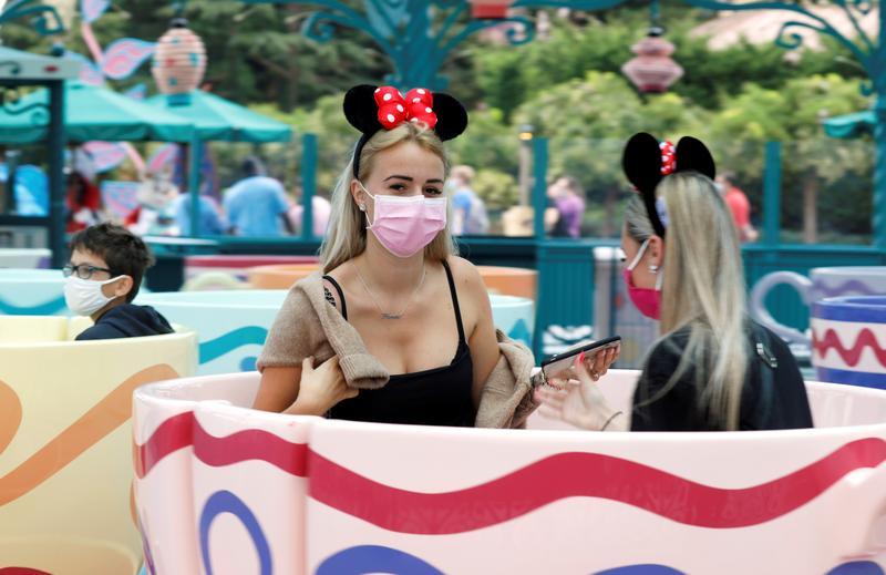 Disneyland Paris to close again as France orders second virus lockdown