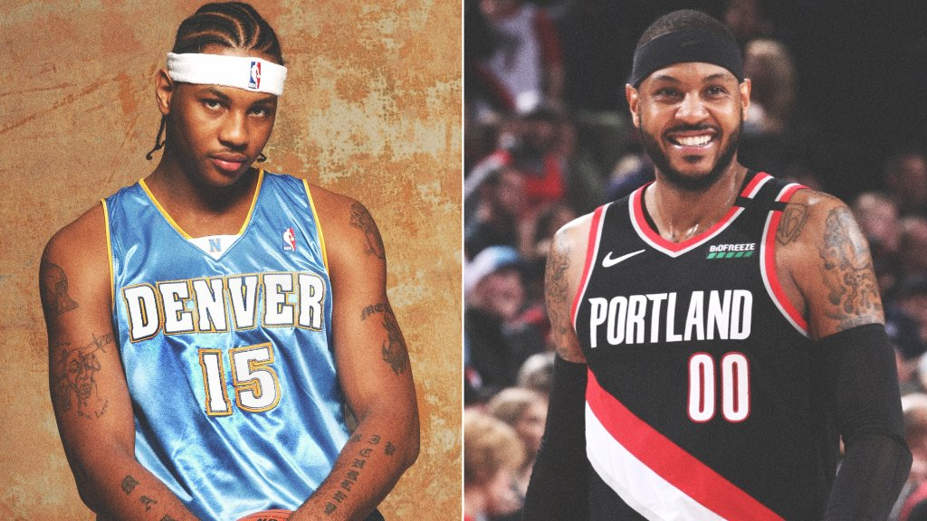 17 years ago, Melo made his NBA debut. Still in the midst of a legendary career:  ◾️ 10x All-Star ◾️ 6x All-NBA selections ◾️ 1x Scoring Champ ◾️ 3x Olympic Gold Medalist ◾️ 15th on the all-time scoring list  Is he a first-ballot HOFer? https://t.co/RYxAoD6TyF