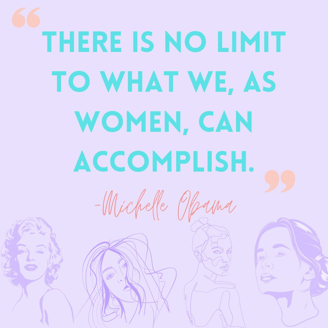 Wise words from Michelle Obama. #Feminist https://t.co/Lmd7J5227T