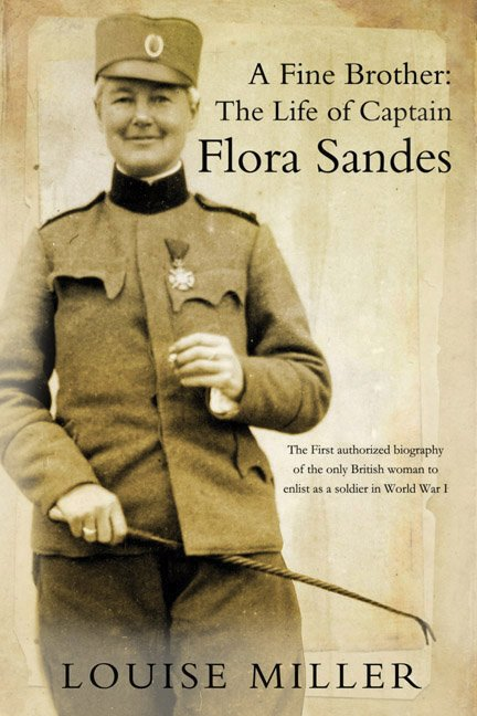 Back in stock A Fine Brother, the first authorized #biography of the only British Woman to enlist as a soldier in World War I https://t.co/TFgChCAnZ7 #History #ReadMoreWomen #feminist  #WWI #Britishhistory #TheGreatWar #Firstworldwar https://t.co/Q15rbtUe4L