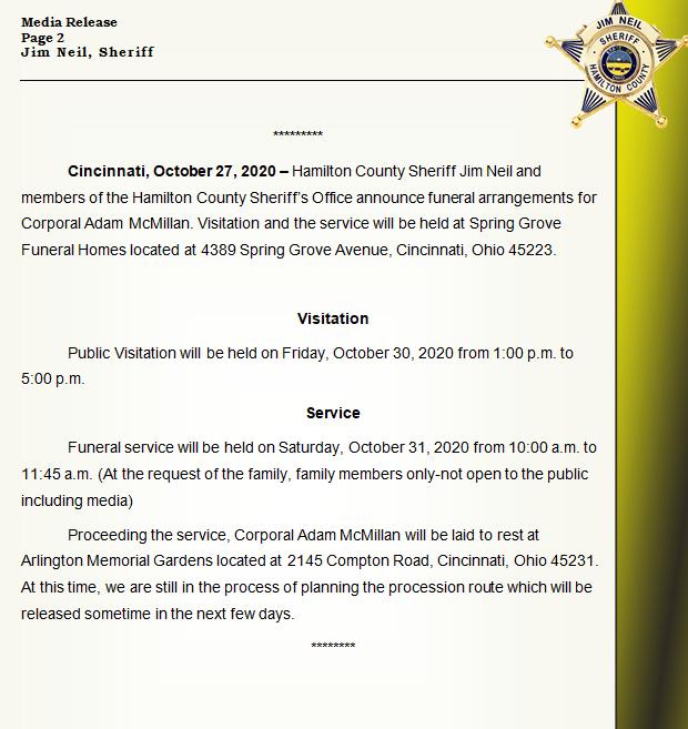 Hamilton County Sheriff S Office Sheriff Jim Neil Hcso Org Twitter