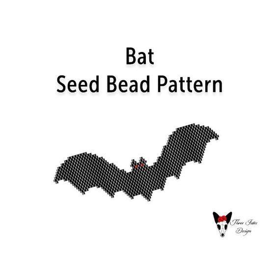 Spooky Bat Beaded Pendant Pattern Brick Stitch Seed Bead   Etsy https://t.co/IVOT3OxXGh  #bat #Haloween #spooky #threefatesdesign #beading #pattern #etsystore #diy https://t.co/55yjhGVjnG